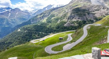 Scenic,View,Of,The,Alpine,Road,Grossglockner,In,The,Austrian